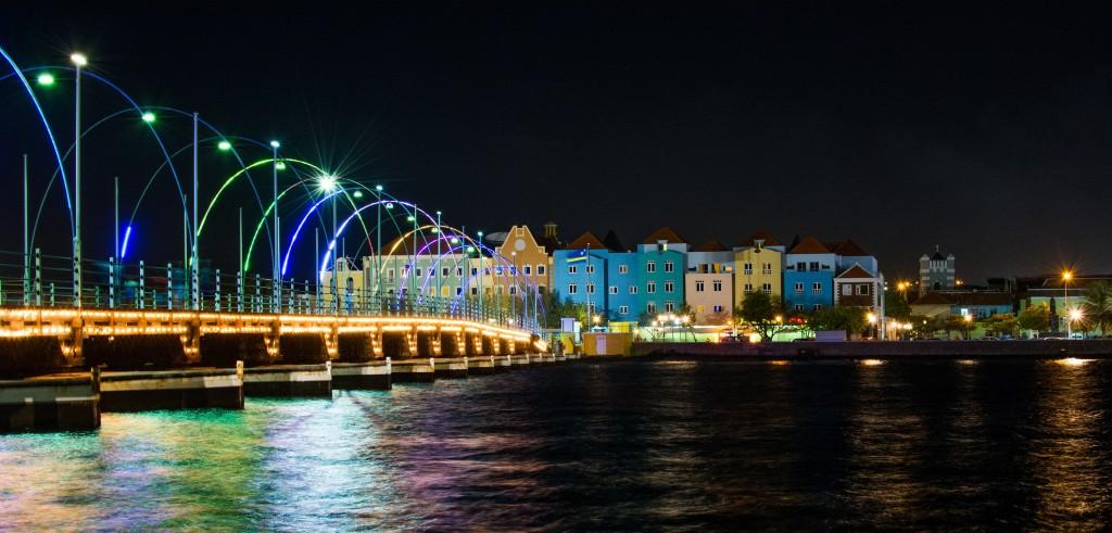 Pontjesbrug Curacao